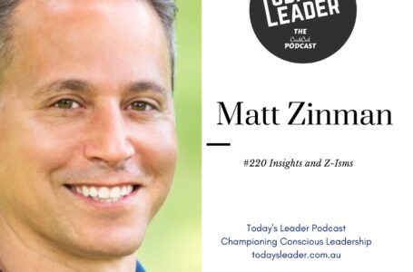 #220 Matt Zinman – Performance Insights and Z-Isms