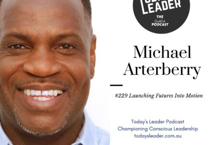 #229 Michael Arterberry – Launching Better Futures into Motion