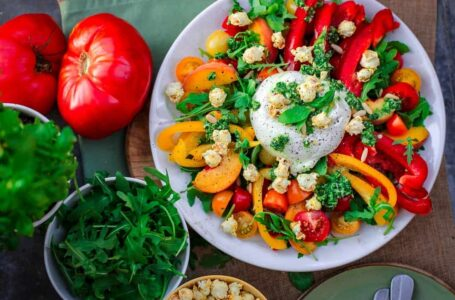 Lose Weight With A Balanced Vegetarian Diet