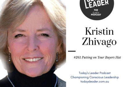 #261 Kristin Zhivago – Putting on the Buyers Hat