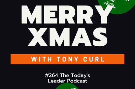 #264 The Today's Leader Christmas Show