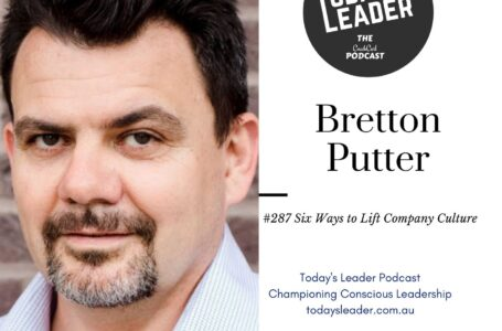 287 – Brett Putter 6 Ways to Lift Company Culture
