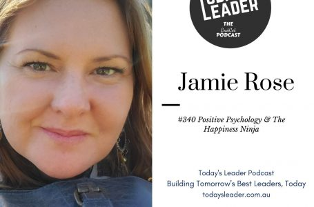 #340 – Positive Psychology and the Happiness Ninja Jamie Rose